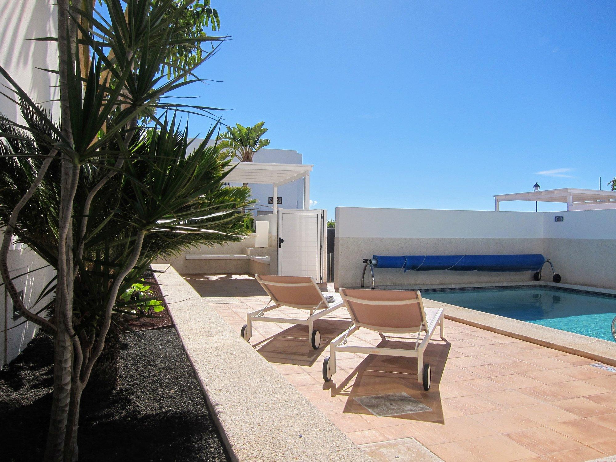 Villa Schooner - terrace