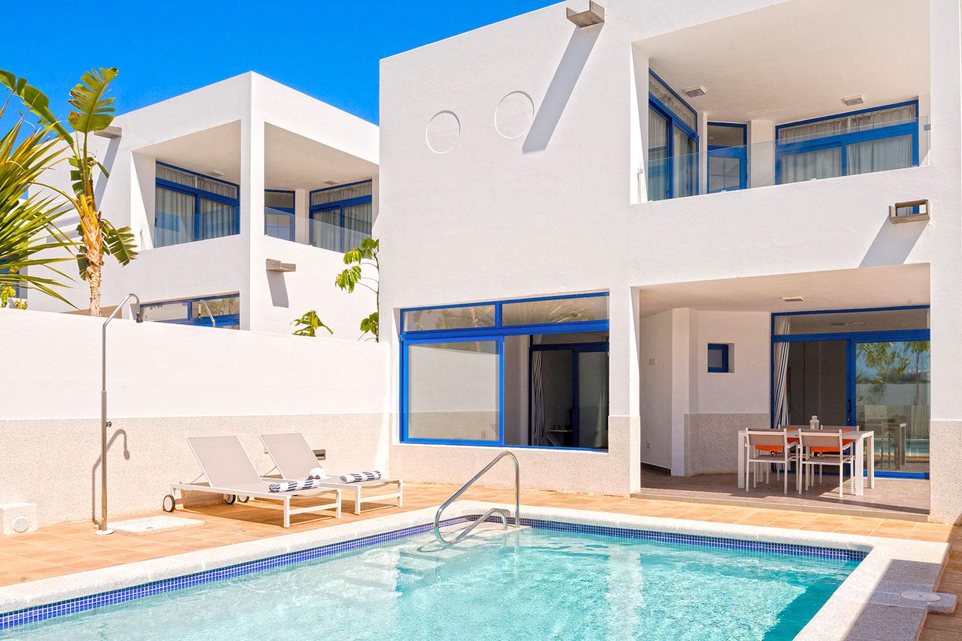 Villas de la marina villa rental playa blanca lanzarote