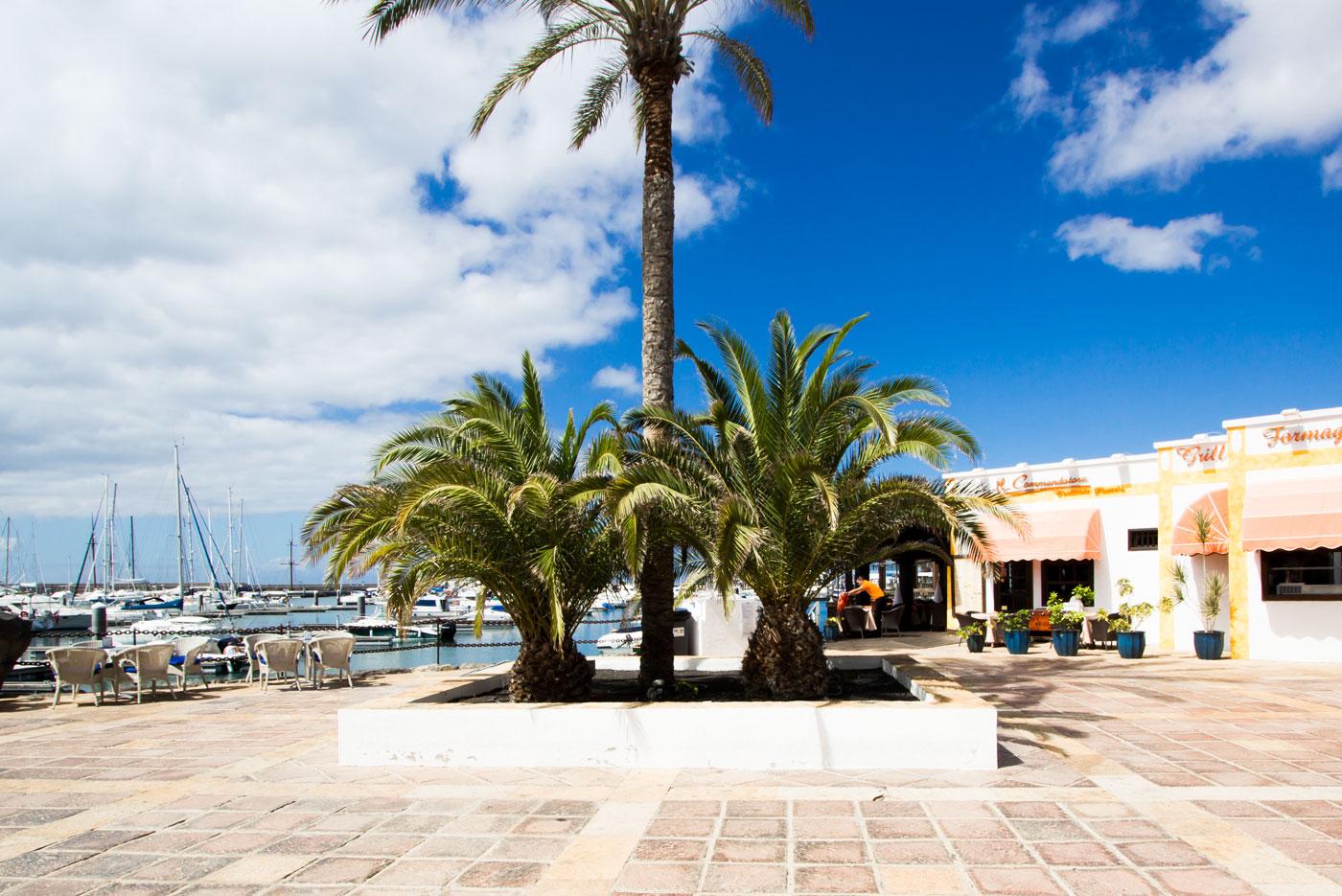 villa holidays playa blanca