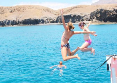 Playa Blanca with childre - Fun on the Chill Out Cruise