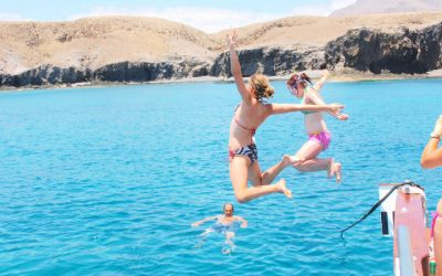 Things to do in Playa Blanca when travelling with children