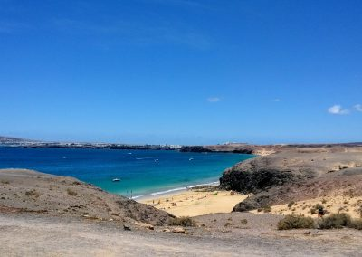 Playa del Pozo in the Beaches of Papagayo